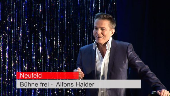 Bühne frei 2012 – Alfons Haider