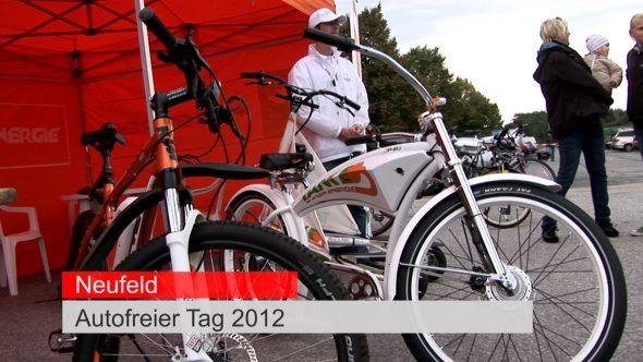 Neufeld- Autofreier Tag 2012