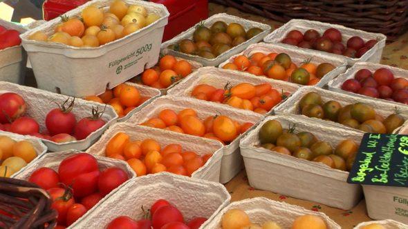 Neufelder Bauernmarkt 2012