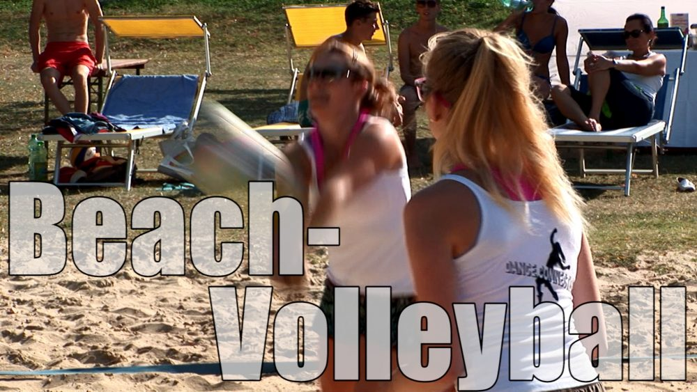 Beach Volleyball Turnier 2013