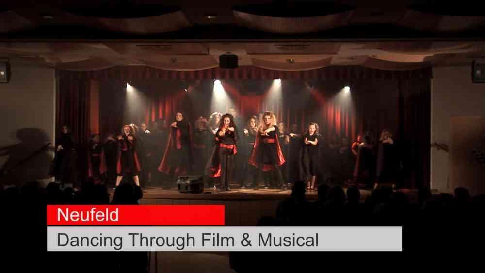 Dance Through Film And  Musical