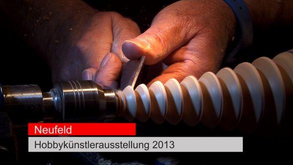 Hobbykünstler Ausstellung 2013