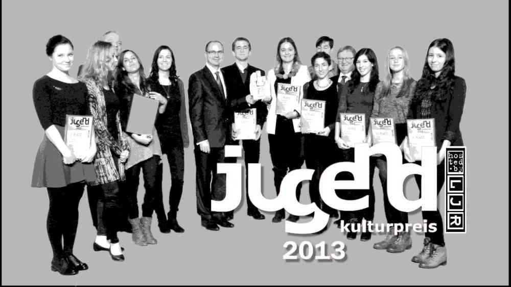 Jugendkulturpreis 2013