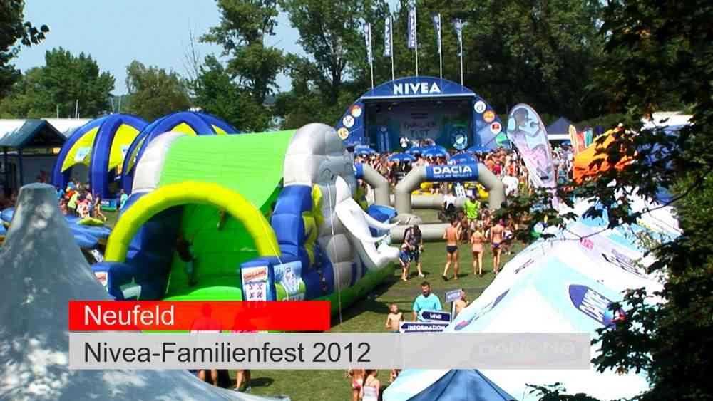Nivea Familienfest 2012