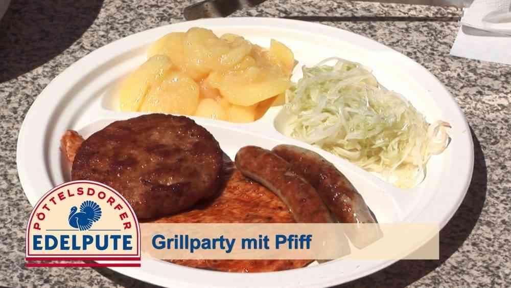 Pöttelsdorfer Grillfest 2013