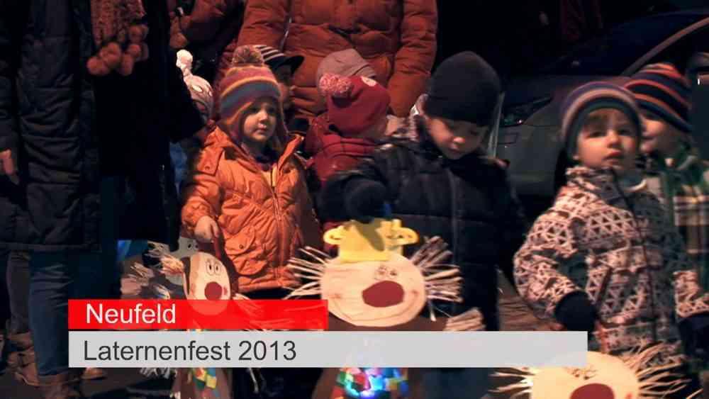 Neufelder Laternenfest 2013
