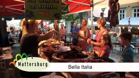 Mattersburg-Italienische Tage 2012