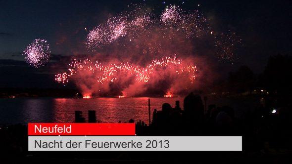 Nacht der Feuerwerke 2013