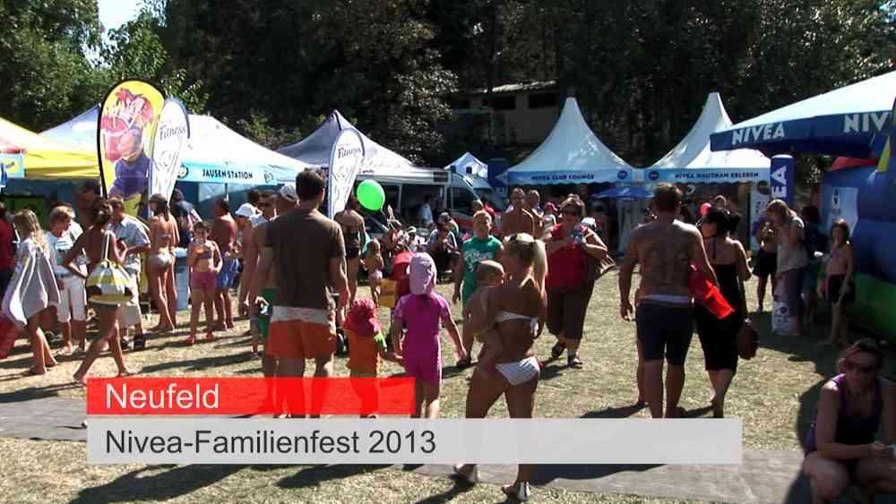 Neufeld -Nivea Familienfest 2013
