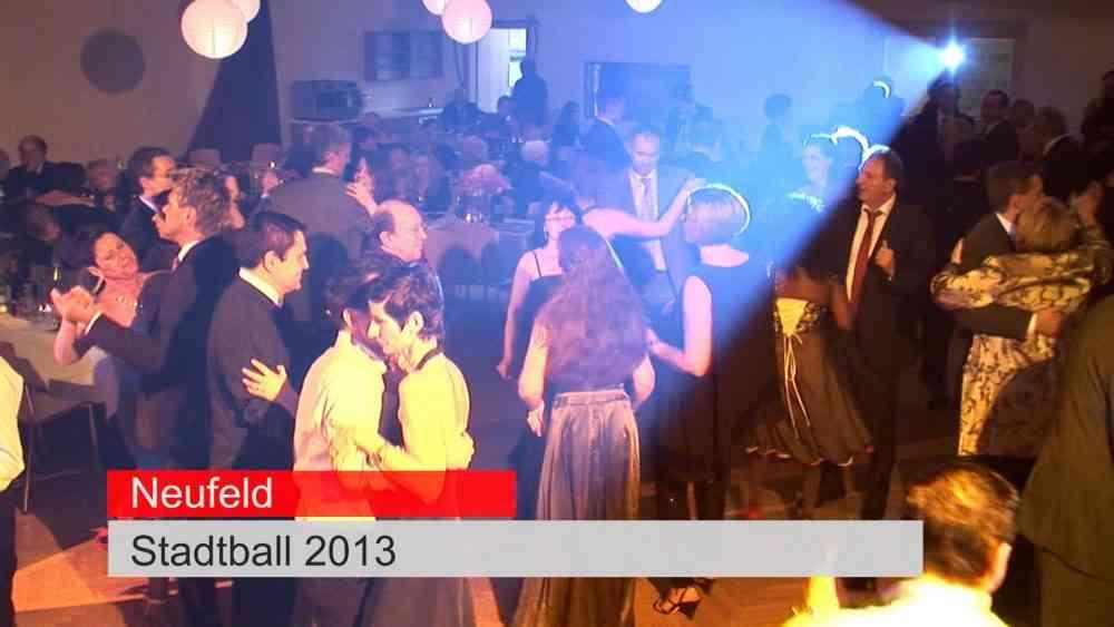 Neufelder Stadtball 2013