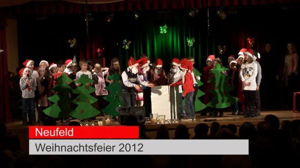 Neufelder Weihnachtsfeier 2012