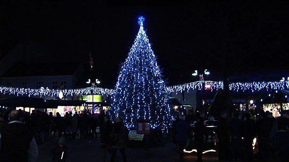 Mattersburg – Weihnachtsmarkt 2012