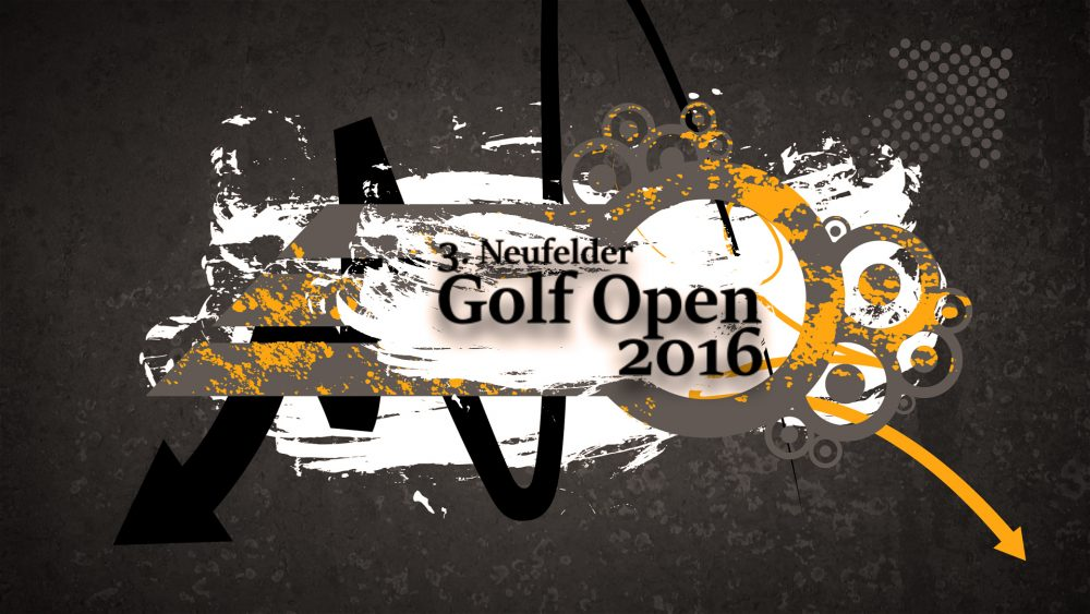 Neufelder Golf-Open 2016
