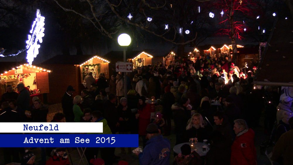 Neufeld – Advent am See 2015