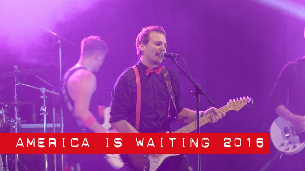 America Is Waiting 2016