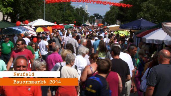 Neufelder Bauernmarkt 2014