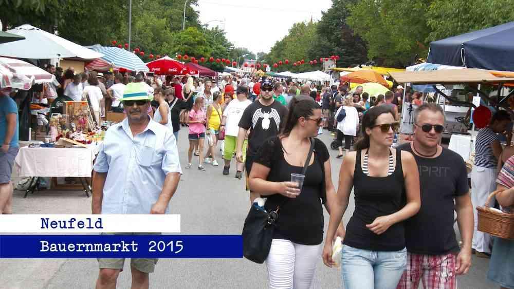 Neufelder Bauernmarkt 2015