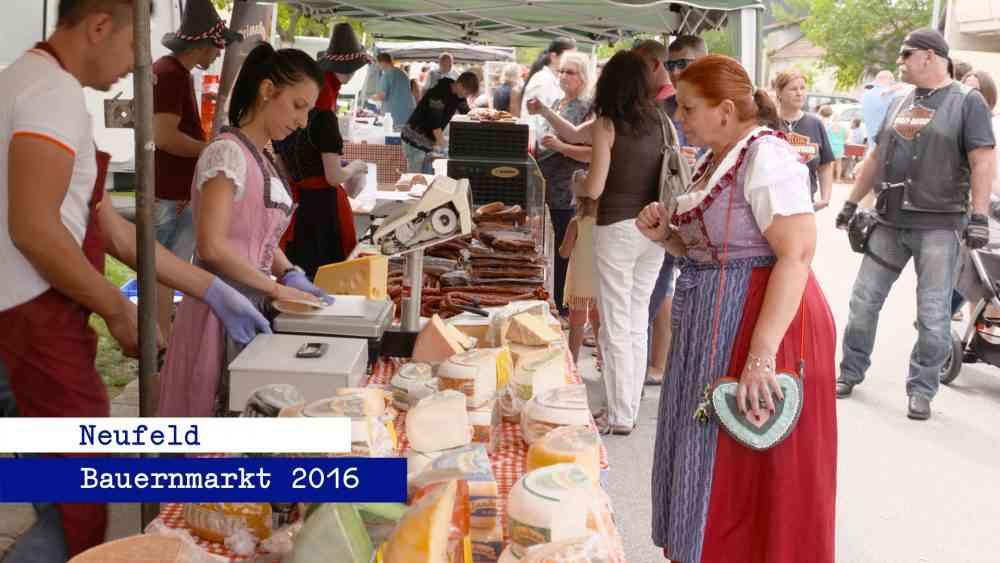 Neufelder Bauernmarkt 2016