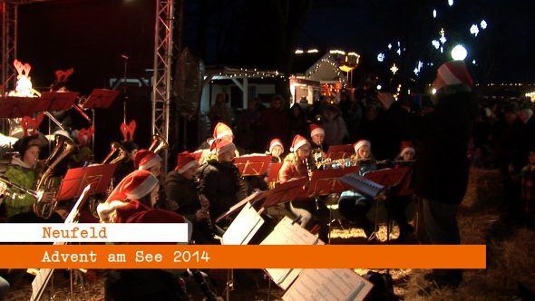 Neufeld – Advent am See 2014