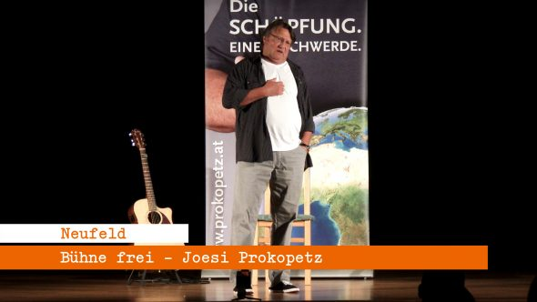 Bühne frei 2014 – Joesi Prokopetz