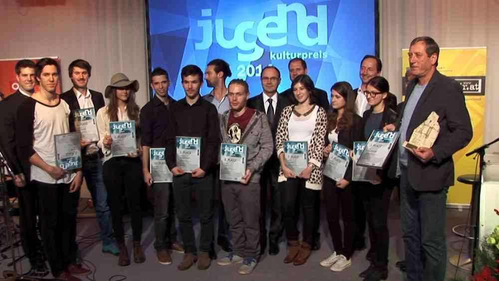 Burgenländischer Jugendkulturpreis 2014