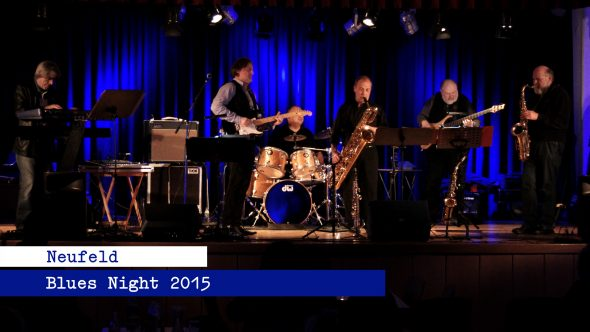 Neufelder Blues Night 2015