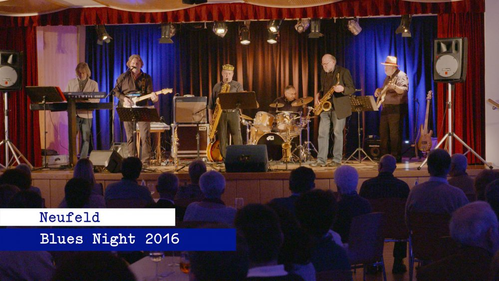 Neufelder Blues Night 2016