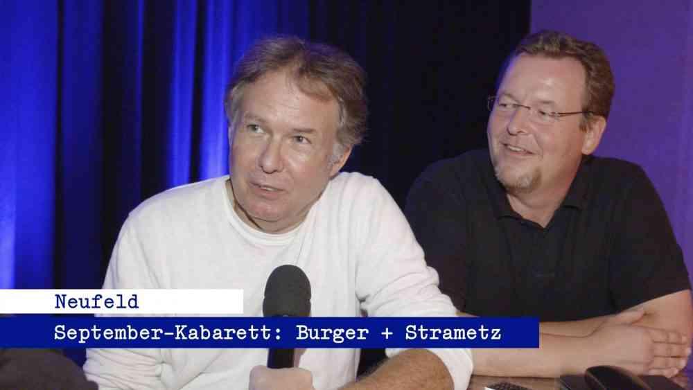 Burger + Strametz