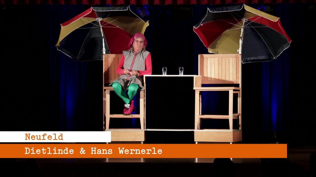 Dietlinde + Hans Wernerle