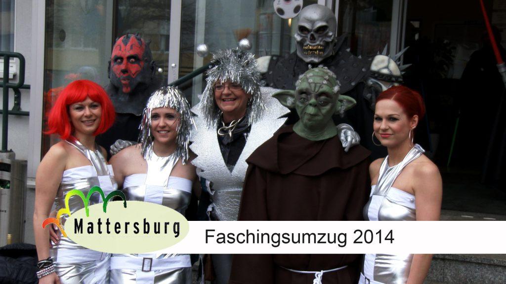 Faschingsumzug 2014