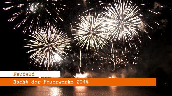 Nacht der Feuerwerke 2014