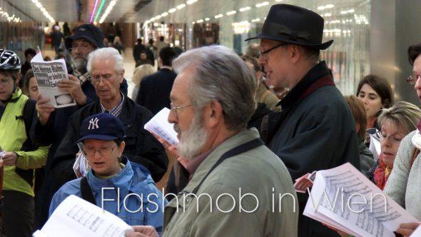 Flashmob – Die Schöpfung