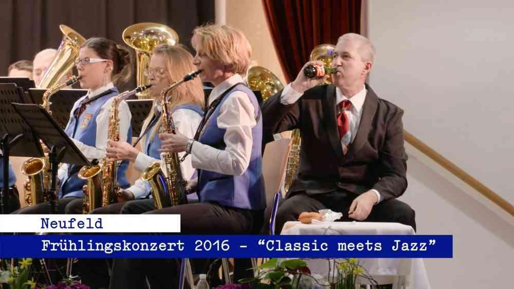 Frühlingskonzert des AMV Neufeld 2016