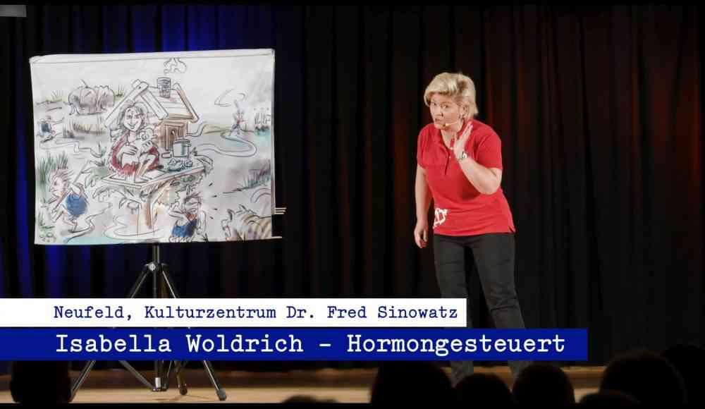 Isabella Woldrich – Hormongesteuert
