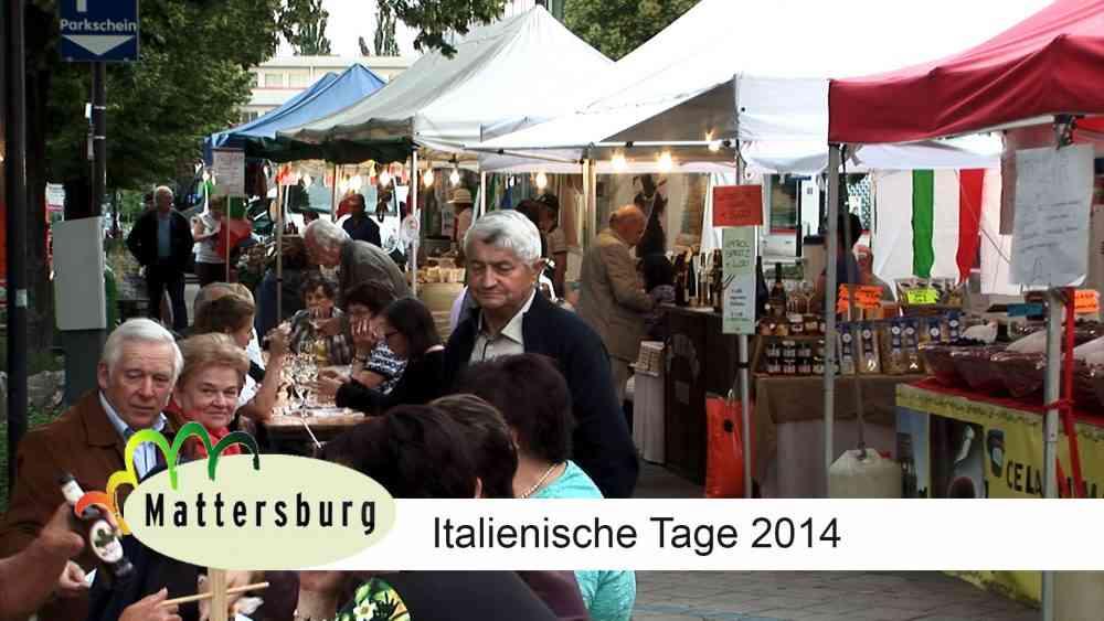Mattersburg-Italienische Tage 2014