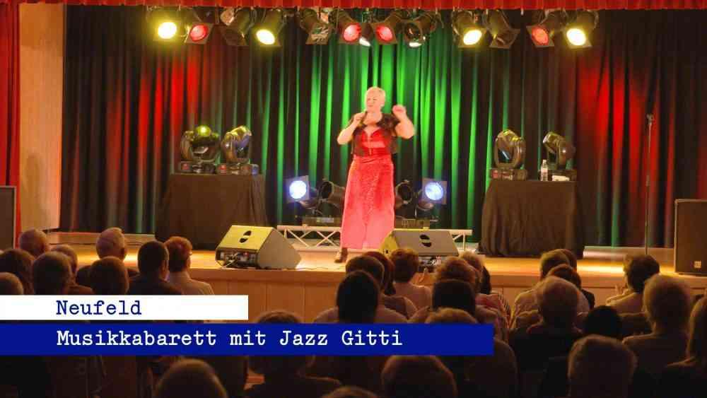 Jazz Gitti – Musikkabarett