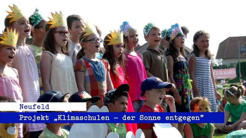 Read more about the article Projekt Klimaschulen – der Sonne entgegen