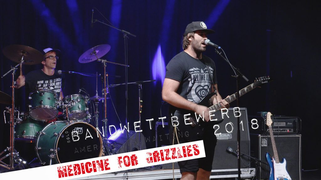 Medizien for Grizzleis