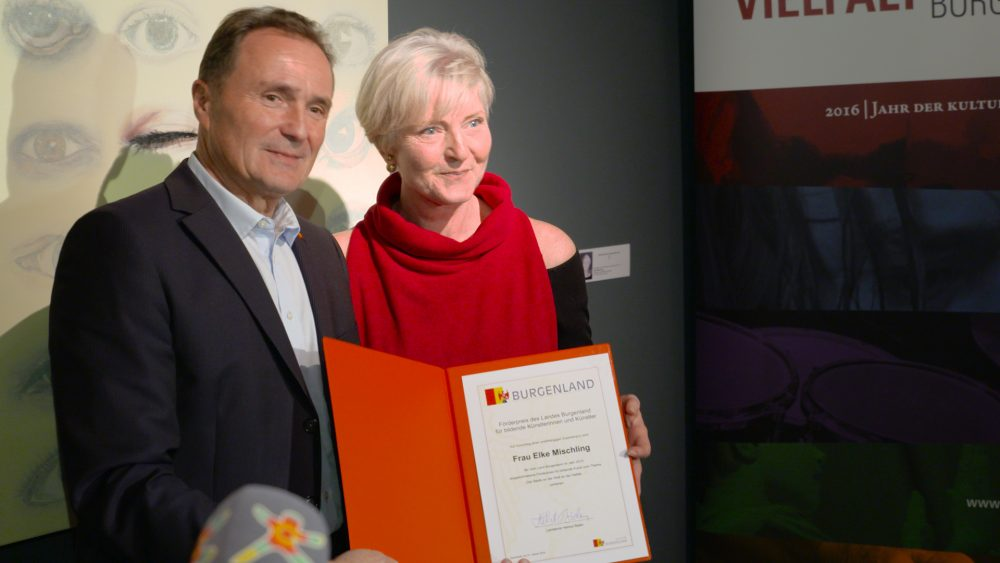 Förderpreis für Elke Mischling 2016