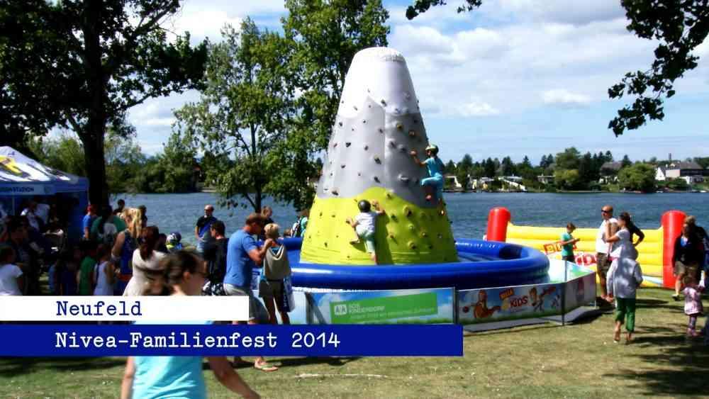 Neufeld-Nivea Familienfest 2014