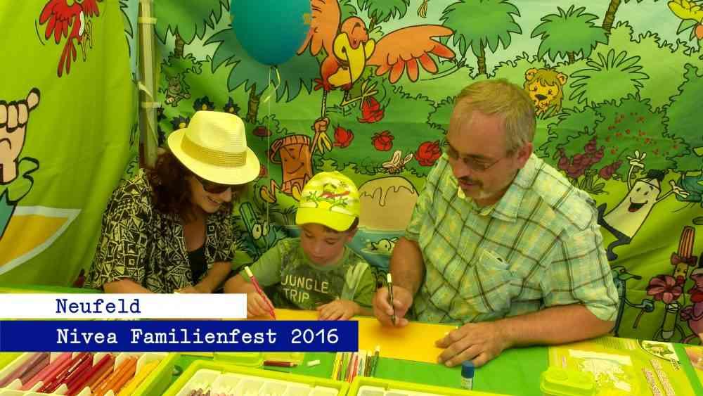Neufeld – Nivea Familienfest 2016