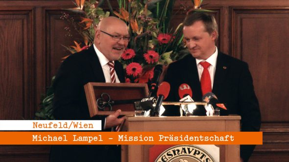 Michael Lampel – Mission Präsidentschaft