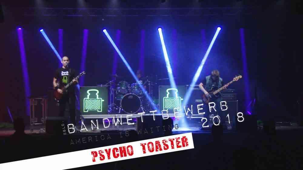Psycho Toaster