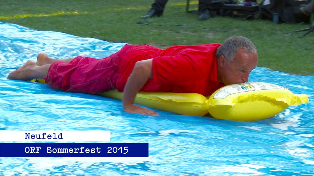ORF Sommerfest 2015