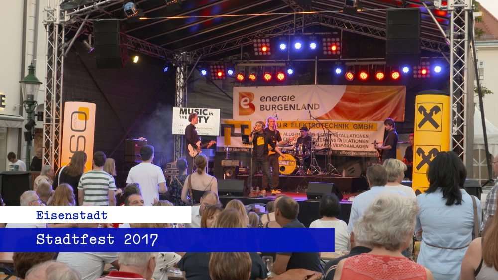 Read more about the article Eisenstädter Stadtfest 2017