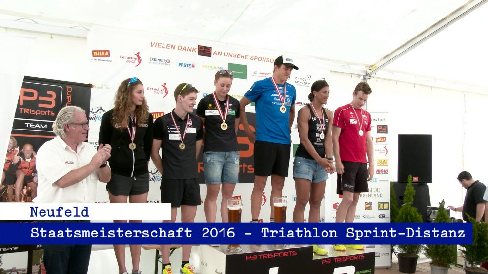 Neufeld – Triathlon – Staatsmeisterschaften 2016