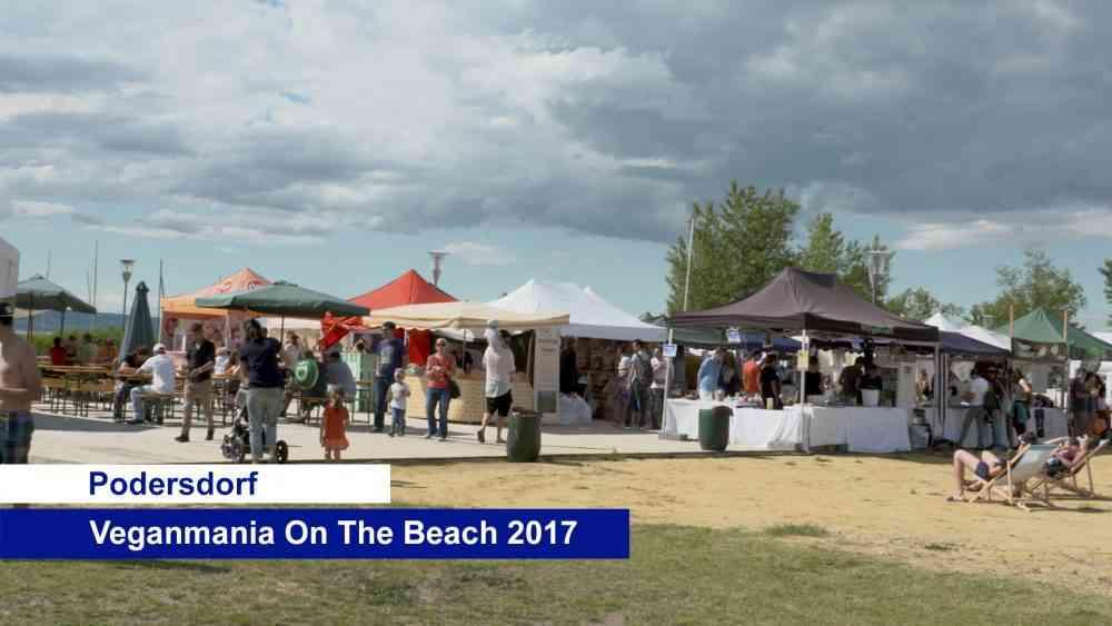 Veganmania on the beach 2017