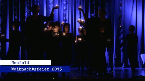 Neufelder Weihnachtsfeier 2015