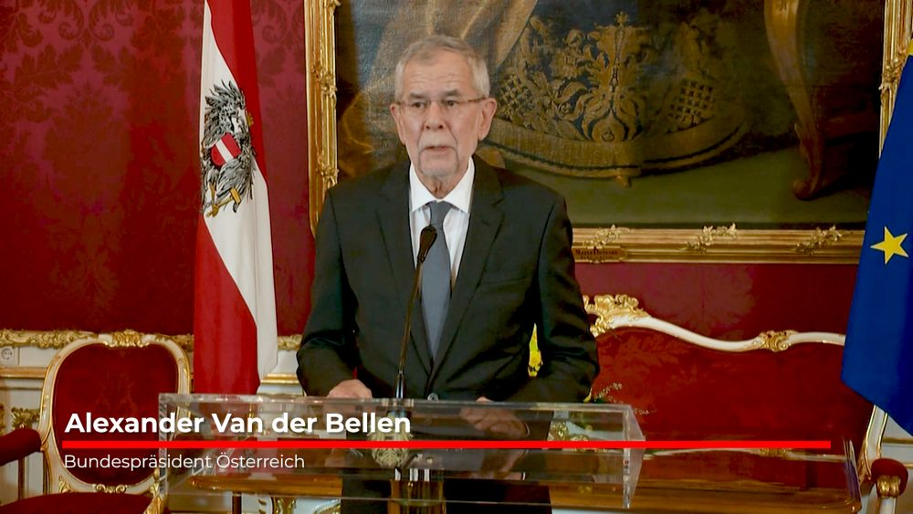 Alexander van der Bellen – Stellungnahme zum Video