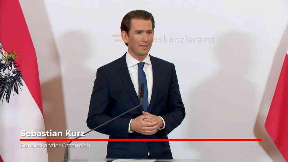 Sebastian Kurz – Aufkündigung der Koalition